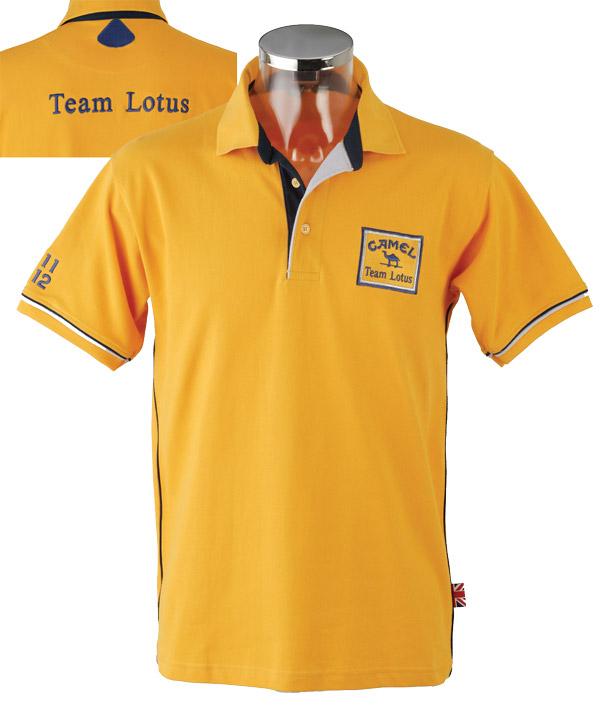 MERCHANDISE LOTUS Camel-team-lotus-polo-shirt-232-p