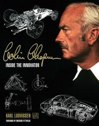 Colin Chapman - Inside The Innovator