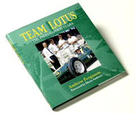 Team Lotus – The Indianapolis Years